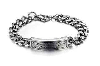 Armband 22 cm*13 mm Rostfritt Stål ARF3170