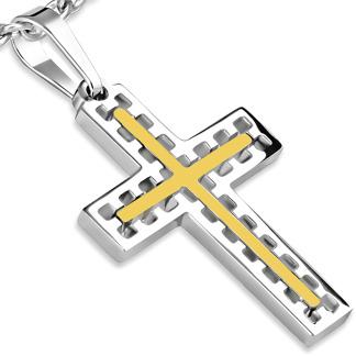 Kors i Rostfritt Stål HNRF3178