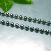 Halsband  Rostfritt Stål  50 cm* 4 mm HRF3132