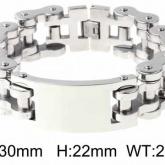 Armband 23 cm*22 mm Rostfritt Stål ARF3168