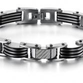 Armband 21,5 cm*12 mm Rostfritt Stål ARF3100