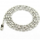 Halsband 60 cm * 2,4 mm