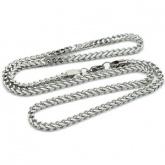 Halsband 50cm*3,2 mm Rostfritt Stål HRF3117