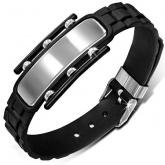 Armband Gummi ASG5108