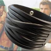 Armband Läder AL4111
