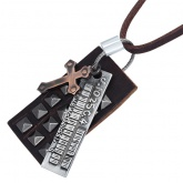 Halsband Läder HL4100