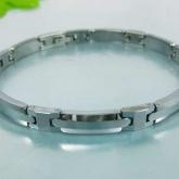 Armband 18,5 cm*6 mm Tungsten ATS1103