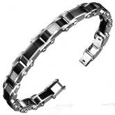 Armband 20 cm*8,5 mm Rostfritt Stål ARF3123