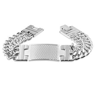 Armband 21,5 cm*18 mm Rostfritt Stål ARF3173