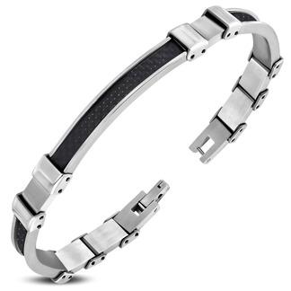 Armband 21 cm*6 mm Rostfritt Stål ARF3176