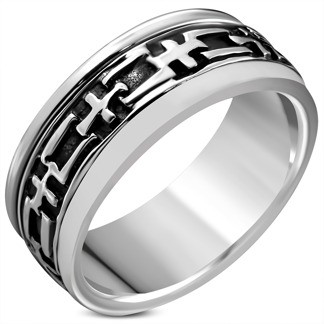 Silverring RS002