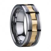 Ring Tungsten och Keramik RTS1139