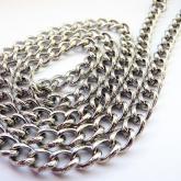 Halsband 60 cm*5 mm Rostfritt Stål HRF3156