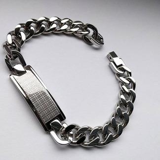 Armband 22 cm*11 mm Rostfritt Stål ARF3206