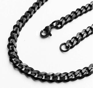 Halsband 50 cm*5 mm Rostfritt Stål HRF3175