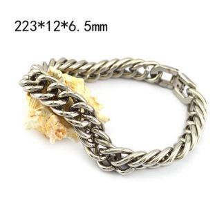 Armband rostfritt stål