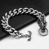 Armband Drake Chinese Zodiac Rostfritt Stål