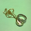 Halsband FOREVER LOVE med 2 Kedjor