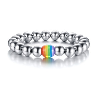 Armband Rainbow Rostfritt Stål
