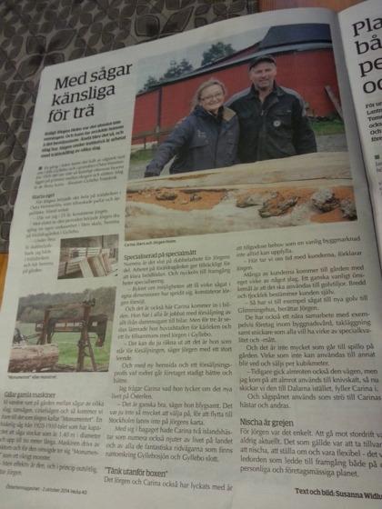 Österlen Magasinet 2 Oktober 2014