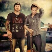 Nya affischen för vår trubadur duo Andy & Nikk