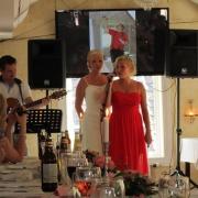 Trubadur på bröllop på Tingsgården Eskilstuna