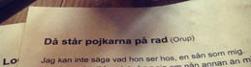 Trubadur Eskilstuna - Lyssna och titta