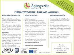 Annons i Nordmarksbygden 20140910