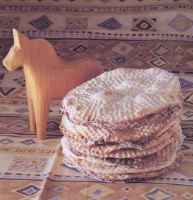 surdegsbröd recept tunnbröd