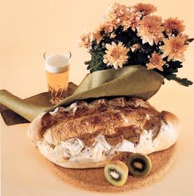 surdegsbröd recept siktefranska