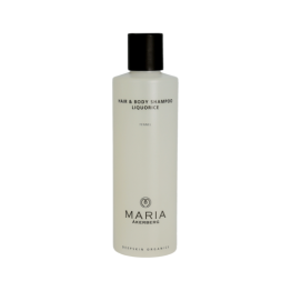 HAIR & BODY SHAMPOO LIQUORICE - 250 ml
