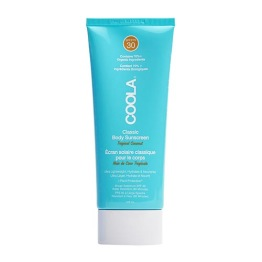 COOLA Classic spf 30 body lotion tropical coconut -