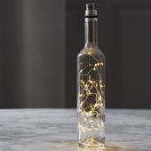 LED-ljusslinga med tubbatteri
