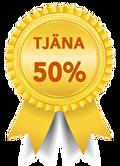 Beställ information. Tjäna 50% till klassen, laget eller föreningen