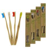 Pengar till klassresan? Sälj biologiskt nedbrytbara tandborstar i bambu och tjäna 50%.