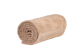 Beige badhandduk 1st