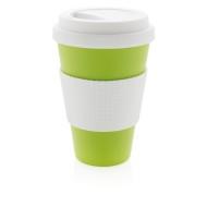 Limegrön ECO Cup - Take-away mugg i bambufiber