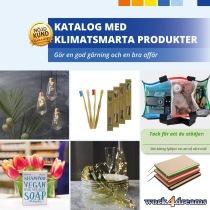 Säljkatalog med alla våra klimatsmarta produkter.