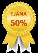 Starta en föreningsförsäljning eller klassförsäljning och tjäna 50% på allt ni säljer.