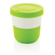 Limegrön ECO Cup - Take-away mugg i bambufiber