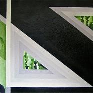 "NR 8 E 68 ""Mingel i det gröna"", Strl 70x50cm Pris: 5.900:-"
