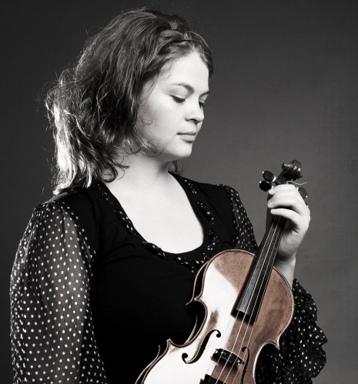 Tinne Albrectsen - Barockviolin