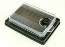 Säkringshållare 10-Pol LED Spoltät