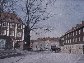 Stockholmsgatan ca 1938