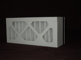 Swegon Casa R85 F5 Filtersats 276x126x94