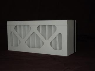 Swegon Casa R85 F7 Filtersats 276x126x96