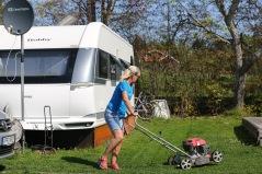 Jogersö Camping drivs av Susann och Sanna