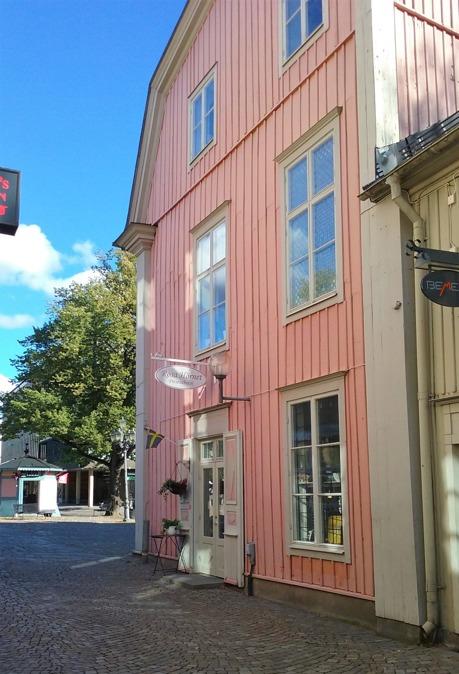 Rosa Hörnet -Present-och souvenirbutik