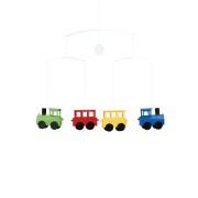 Svävande mobil Tåg