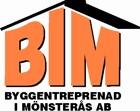 BIM - Byggentreprenad i Mönsterås